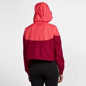 Type Jackets Nike Wmns Sportswear Heritage Crop Windrunner Jack