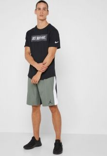 Type Shirts Nike Don't Quit Raglan Dri-FIT T-Shirt