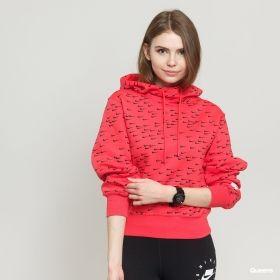 Type Hoodies Nike Wmns Sportswear Swoosh Printed Hoodie