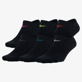 Чорапи Nike Wmns Everyday Lightweight No-Show Training Socks (6 Pack)