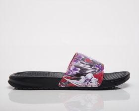 Type Slides Nike Wmns Benassi Just Do It Print