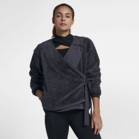 Суичър Nike Wmns Long Sleeve Training Wrap