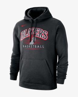 Type Hoodies Nike NBA Portland Trail Blazers Hoodie
