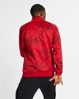 Type Hoodies Jordan Jumpman Tricot Graphic Jacket
