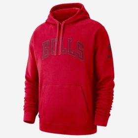 Type Hoodies Nike NBA Chicago Bulls Courtside Hoodie