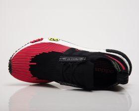 Type Casual adidas Originals NMD Racer Primeknit Solar Red