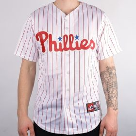 Тениска Majestic MLB Philadelphia Phillies Replica Baseball Jersey