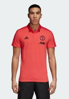 Type Shirts adidas Manchester United Polo Tee