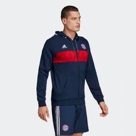 Type Hoodies adidas FC Bayern Full Zip Hoodie