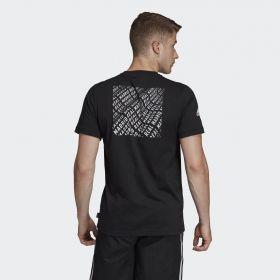 Type Shirts adidas Real Madrid Street Graphic Tee