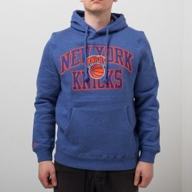 Type Hoodies Mitchell & Ness NBA New York Knicks Playoff Win Hoody