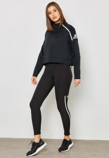 Type Hoodies adidas Wmns Z.N.E. Crew Sweatshirt