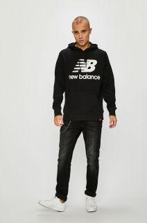 Type Hoodies New Balance Essentials Brushed Pullover Hoodie