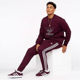 Type Hoodies adidas Originals Outline Crewneck Sweatshirt
