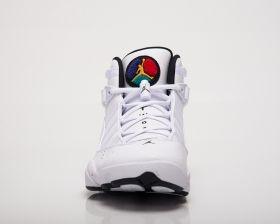 Type Casual Jordan 6 Rings Paint Splatter