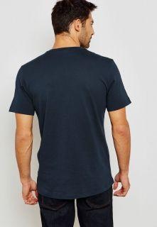 Type Shirts adidas Manchester United 3 Stripes Tee