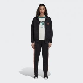Type Hoodies adidas Originals Wmns Adibreak Zip Hoodie