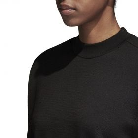 Type Hoodies adidas Wmns ID Knit Sweatshirt