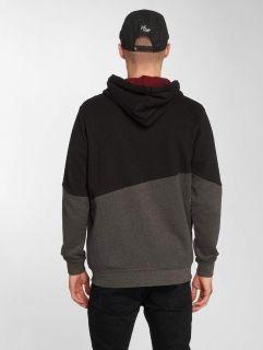Just Rhyse / Zip Hoodie Palo Verde in black
