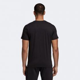 Type Shirts adidas Real Madrid 3 Stripes Tee