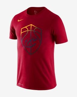Type Shirts Nike NBA Cleveland Cavaliers Dri-FIT T-Shirt