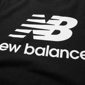 Type Hoodies New Balance Essentials Stacked Logo Crew