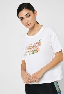 Type Shirts New Balance Wmns Sweet Nectar Tee