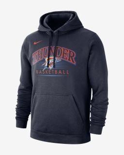 Type Hoodies Nike NBA Oklahoma City Thunder Hoodie