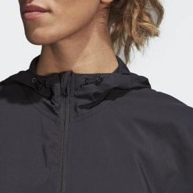 Type Jackets adidas Wmns Woven Cover Up Jacket