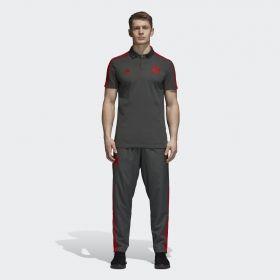 Type Shirts adidas FC Bayern Polo Cotton Shirt