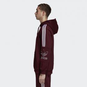 Type Hoodies adidas Originals Outline Hoodie