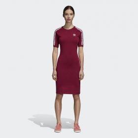 Type Skirts / Dresses adidas Originals wmns 3 Stripes Dress