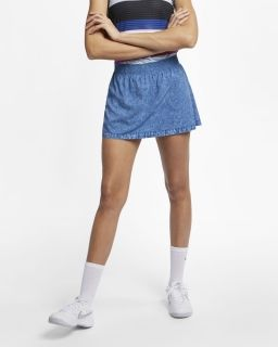 Type Skirts / Dresses Nike Wmns Court Dri-FIT Slam Printed Tennis Skirt