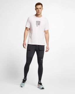 Type Shirts Nike Dri-FIT Nathan Bell Finish Lines Running T-Shirt