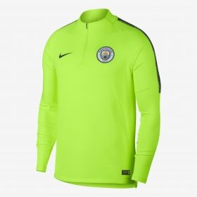 Type Hoodies Nike Manchester City FC 2018/19 Dri-FIT Squad Drill Top
