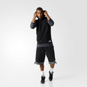 Суичър adidas Basketball League Hoody