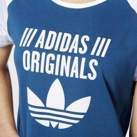 Тениска adidas Originals WMNS Raglan Tee