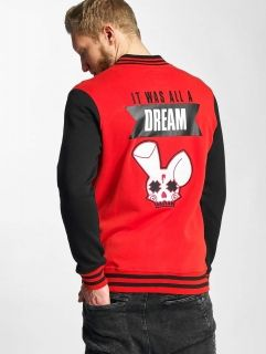 Who Shot Ya? / College Jacket Dream in red