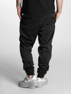Thug Life / Sweat Pant Life Two in black