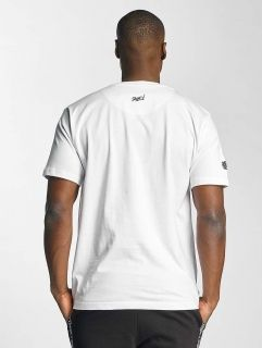 Dangerous DNGRS / T-Shirt From The Streets Throw Up in white