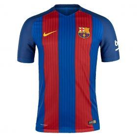 Тениска Nike FC Barcelona Home Vapor Match Shortsleeve Top