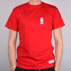 Тениска Mitchell & Ness NBA Logoman Team Logo Traditional Tee