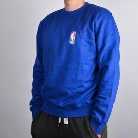 Суичър Mitchell & Ness NBA Logoman Crewneck