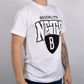 Тениска Mitchell & Ness Brookyln Nets Team Arch Traditional Tee