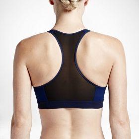 Type Bra Nike Pro Fierce Palm Print Bra