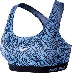 Type Bra Nike Pro Classic Pad Palm Print Bra