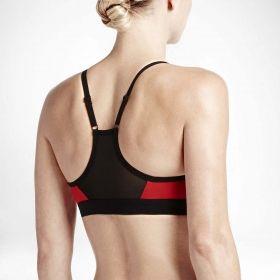 Type Bra Nike Pro Indy Colourblock Bra