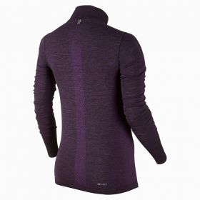 Суичър Nike WMNS Dri-Fit Knit 1/2 Zip Top