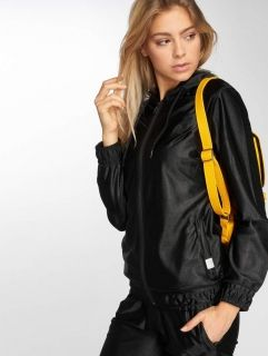 Just Rhyse / Zip Hoodie Chicosa in black