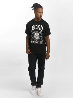 Ecko Unltd. / T-Shirt City Of Johannesburg in black